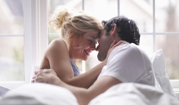 8 привычек пар, у которых все отлично в п@стели