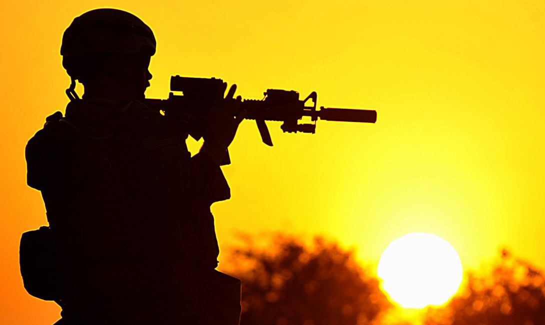 Новые технологии, которые превратят солдат в киборгов