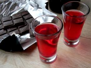 Спиртные напитки. Наливка из черной смородины