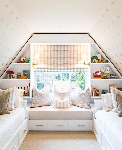 Шкафы в спальне (подборка)