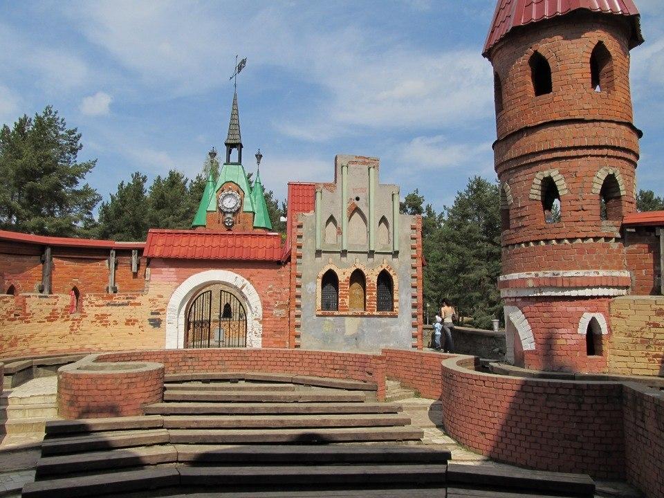 Андерсенград в Ленинградской области