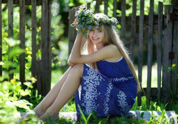 Русские красавицы из социальных сетей