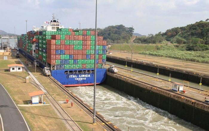 Чет узковато, или проход через Панамский канал