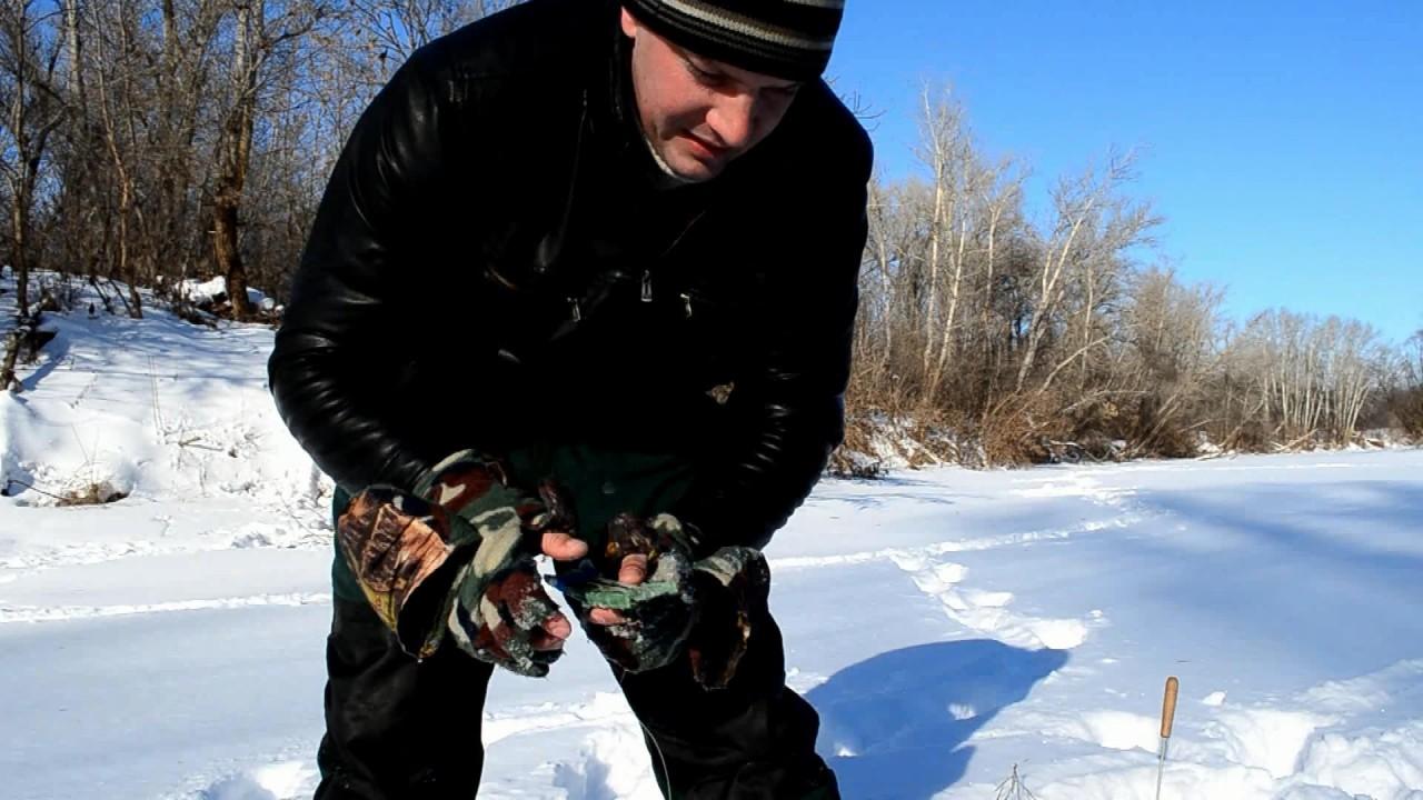 Ловля налима. Зима 2017
