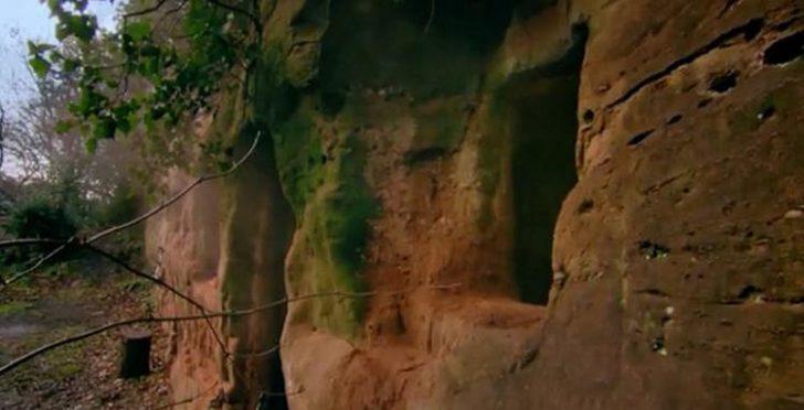Мужчина купил пещеру и превратил ее в чудесный дом. Только взгляните на это!