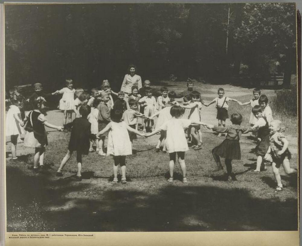 Благосостояние детей Советского Союза 14