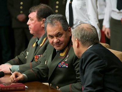 Сводки с кадровых «фронтов» министерства обороны