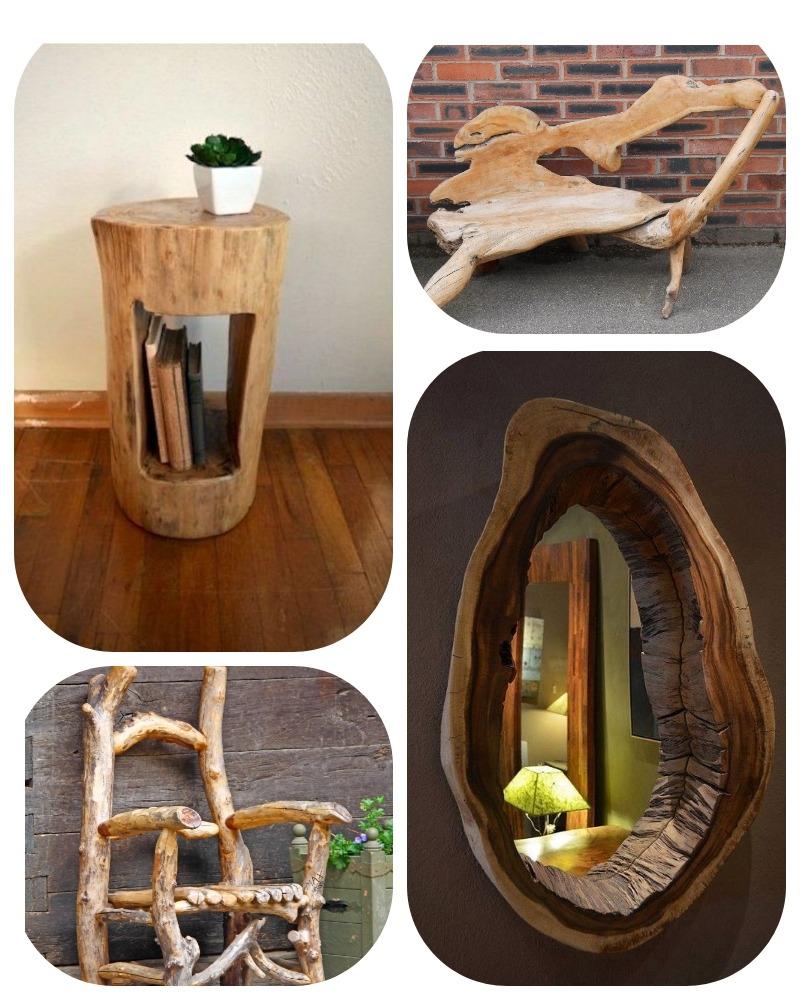 Как вписать в интерьер мебель из дерева