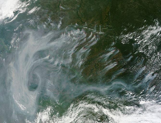 Далекий космос в июле 2012