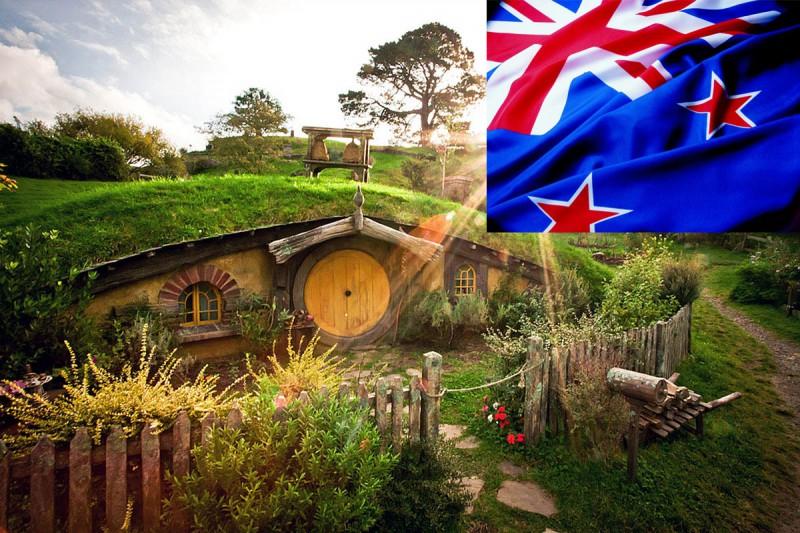 Любопытные факты о Новой Зеландии