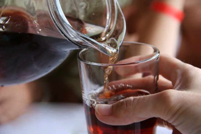 Вино из девясила — настоящий эликсир молодости!