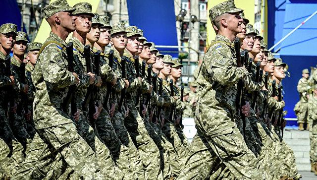 """Нюра н. Берг: За что украинские """"ветераны Донбасса"""" массово расстреливают себя"""