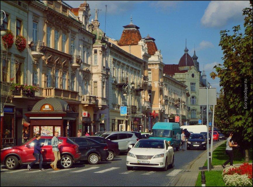 Украина в недоумении: Львов превращается в «русский» город