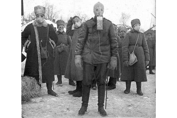 Николай Шилов – основоположник отечественной системы армейской противохимической защиты