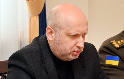 """Турчинов раскритиковал Запад из-за """"Северного потока-2"""""""