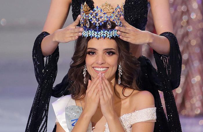 «Мисс мира — 2018» стала Ванесса Понсе из Мексики