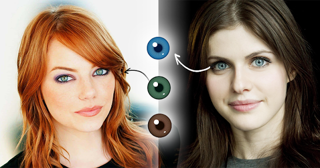 Тест: что цвет глаз расскаже…