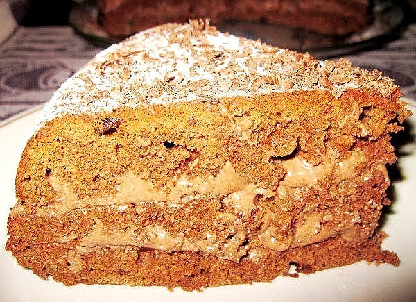 Быстрый торт «Доброе утро»