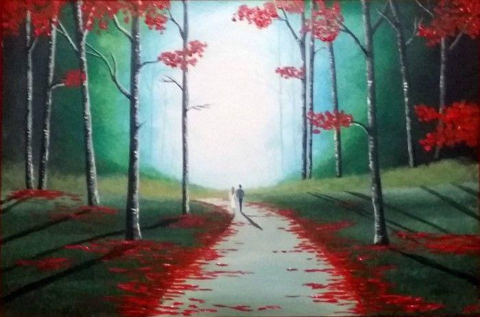 Поэзия для глаз. Aisha Haider