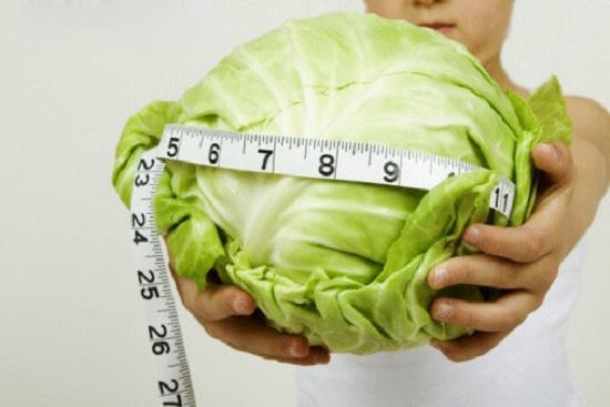Классическая капустная диета…
