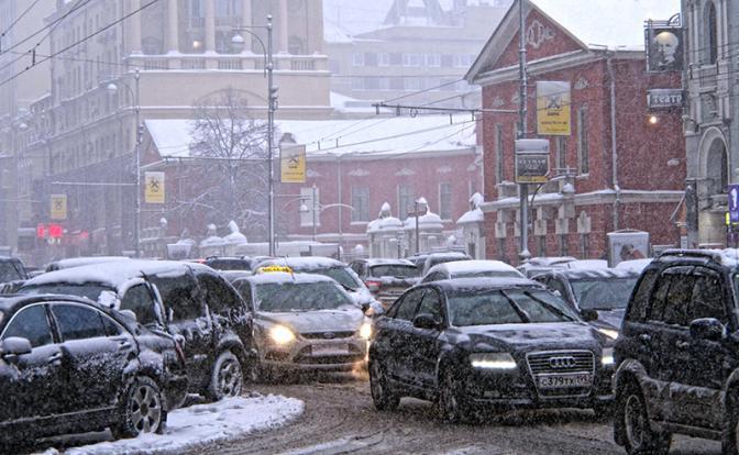 6 правил: Как нельзя ездить в плохую погоду