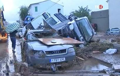 Девять погибших: остров Майорка переживает мощное наводнение