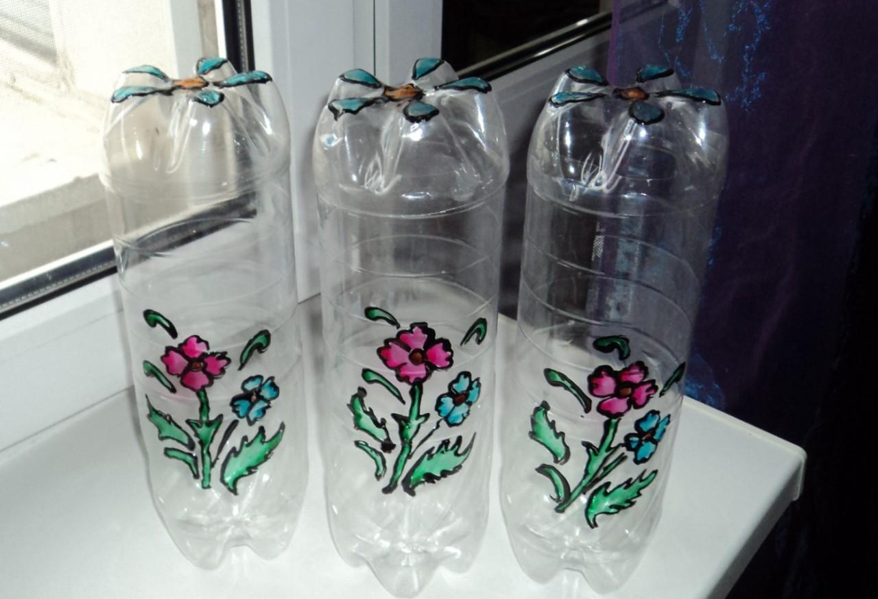 Вторая жизнь пластиковых бутылок 10