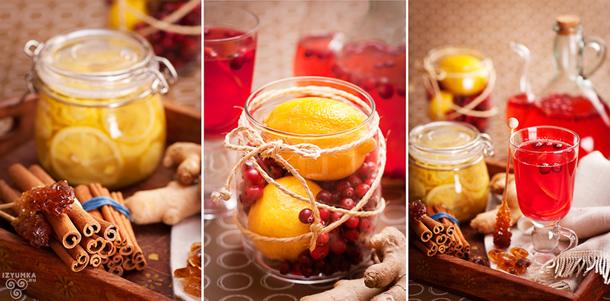 Жиросжигающий напиток — волшебство имбиря, меда и фруктов!