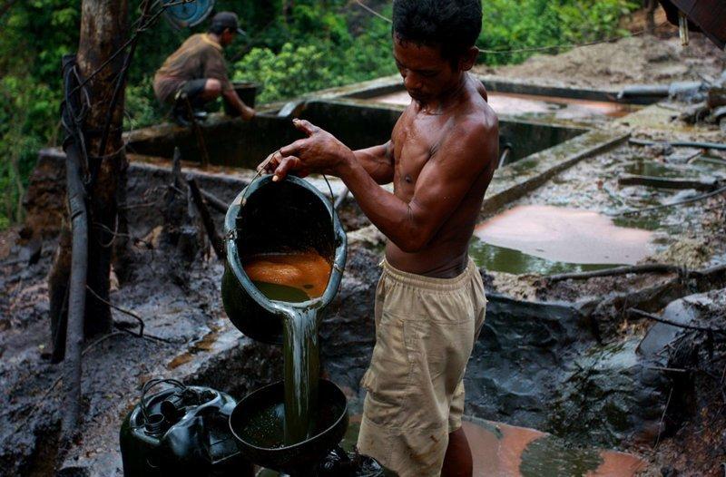 Это моя скважина, и я ее дою: тонкости частной нефтедобычи по-индонезийски