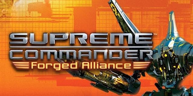 Supreme Commander: Forged Alliance. Стратегия, которая опередила своё время