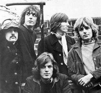 ЗАРУБЕЖКА. Группа Pink Floyd