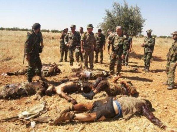 Спящая ячейка ИГИЛ уснула вечным сном
