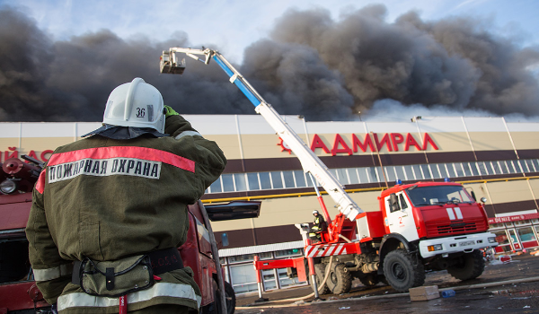 Пожар в кемеровском ТЦ «Зимняя вишня»: подробности жуткой трагедии