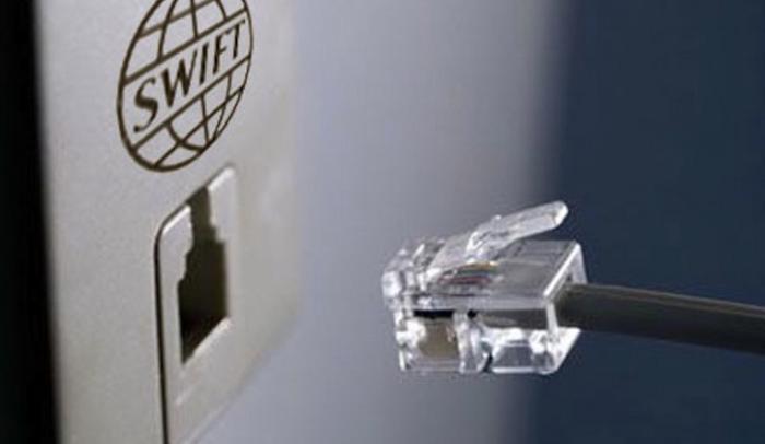 Латвия предложила отключить России SWIFT. SWIFT предложил отключить Латвию