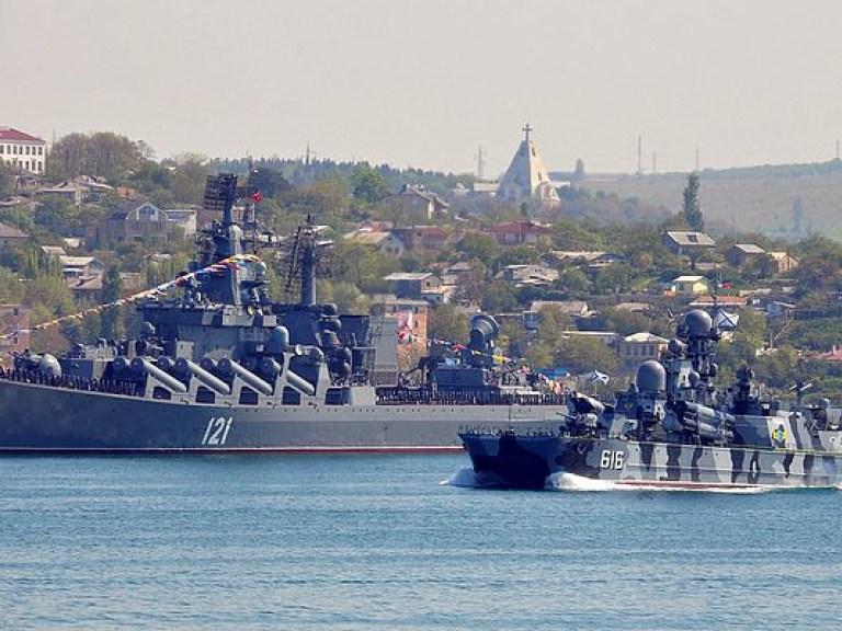Азовское море: Украина признала свое поражение