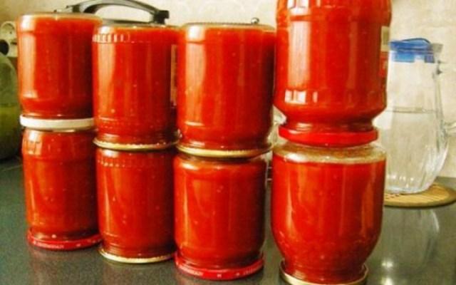 Невероятно вкусный домашний кетчуп «Пальчики оближешь»