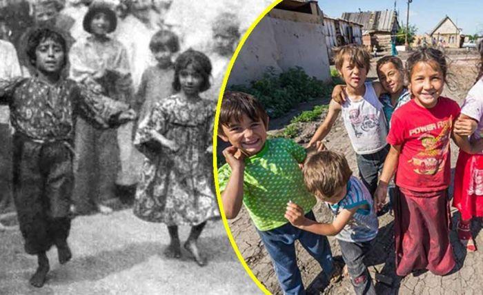 Как и чему учились цыганские дети в СССР