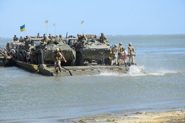 В России предупредили о реальных военных действиях с Украиной