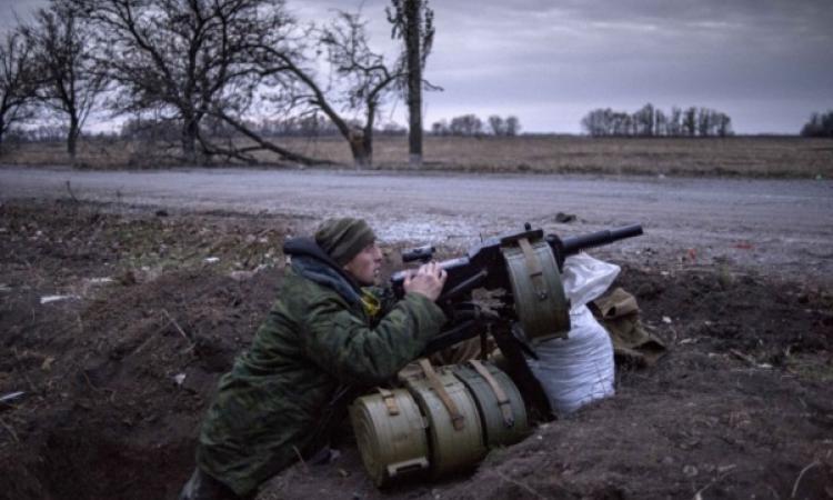 Новороссия,  последние новости сегодня, 20 декабря. Карта боевых действий.