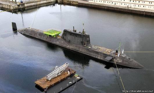 английские подводные лодки видео