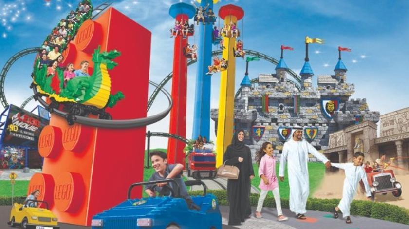 Dubai Parks and Resorts: мир чудес в Эмиратах