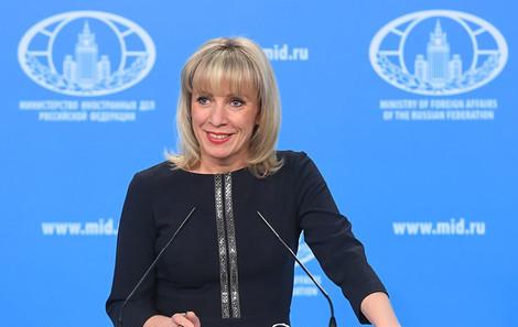 13 человек нагнули всю Америку: Захарова высмеяла обвинения США во вмешательстве