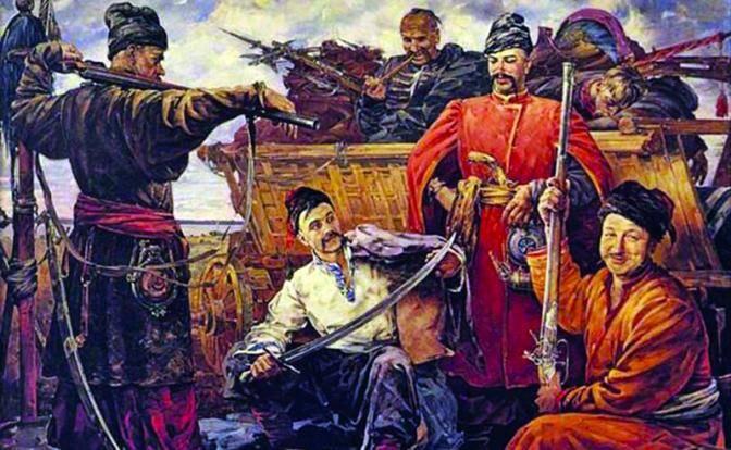 Первое предательство в Малороссии