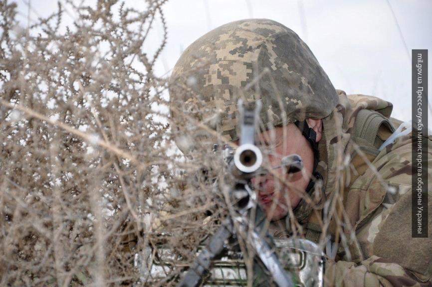 ДРГ Украины уничтожена на границе с ДНР без единого выстрела