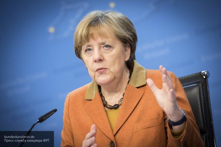 СМИ: Меркель может лишиться полномочий канцлера