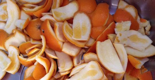 Как использовать кожуру цитрусовых для создания многоцелевого нетоксичного домашнего чистящего средства