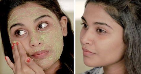 Домашние средства и маски для очищения жирной кожи лица