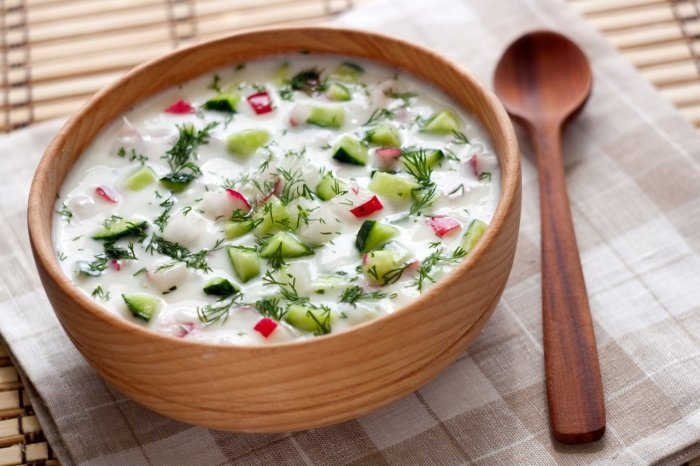 Традиционные наши продукты, которые нравятся и иностранцам