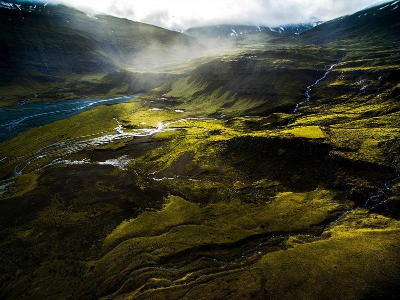 Исландия во всей своей красе!