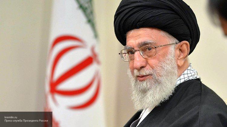Верховный лидер Ирана: Тегер…